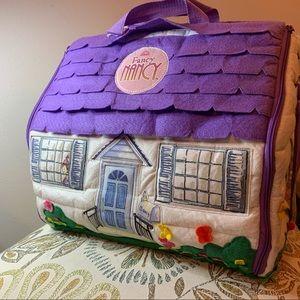 Madame Alexander Felt Fancy Nancy Doll House
